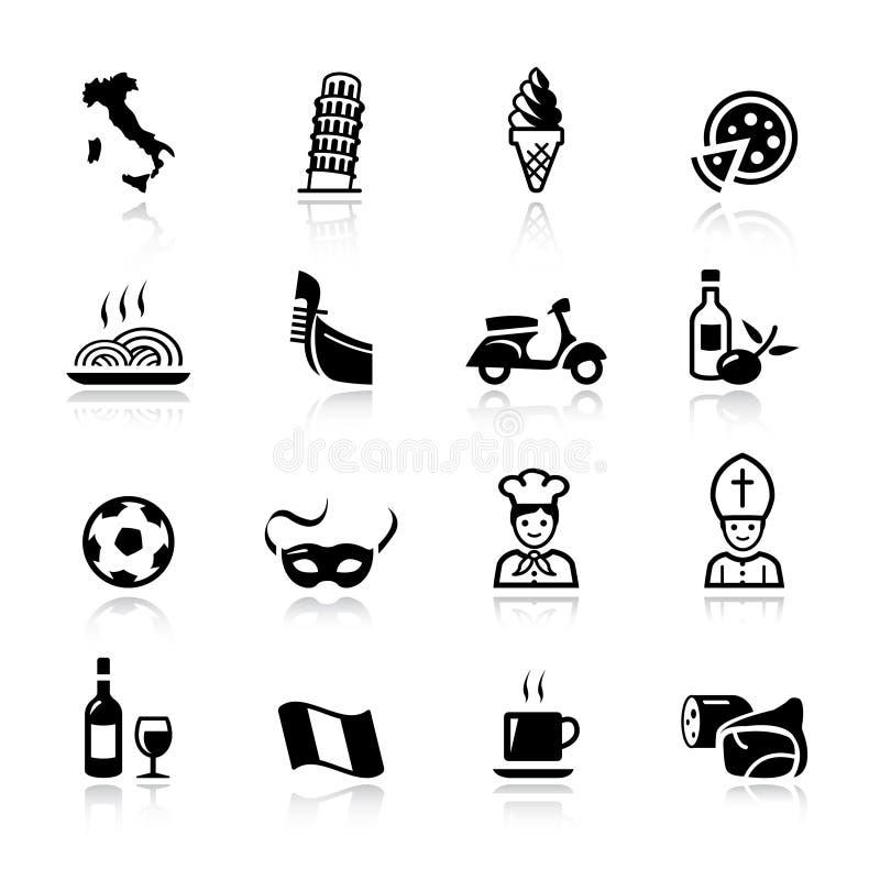 Basis - Italiaanse pictogrammen