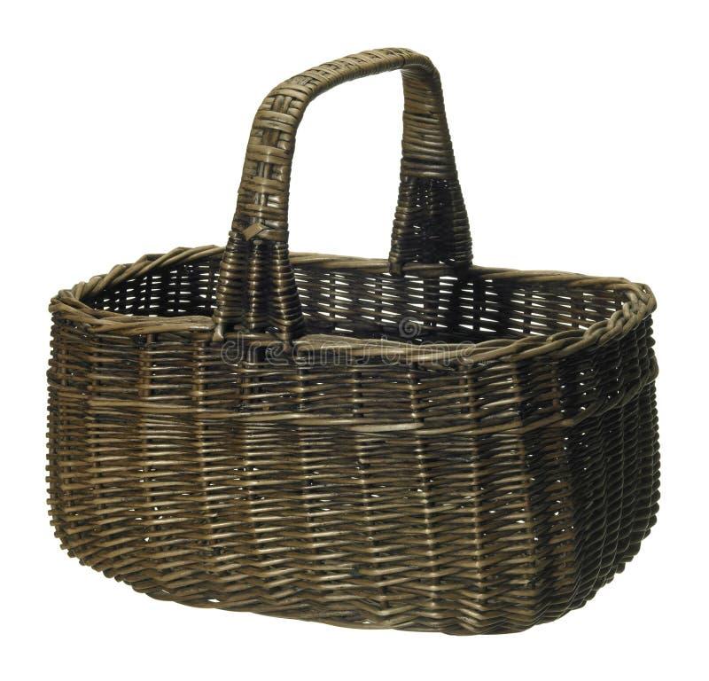 Download Basket stock image. Image of dish, wood, empty, basket - 10890375