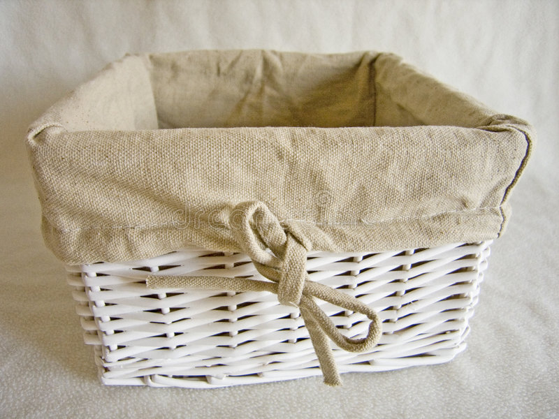 The Basket stock photo