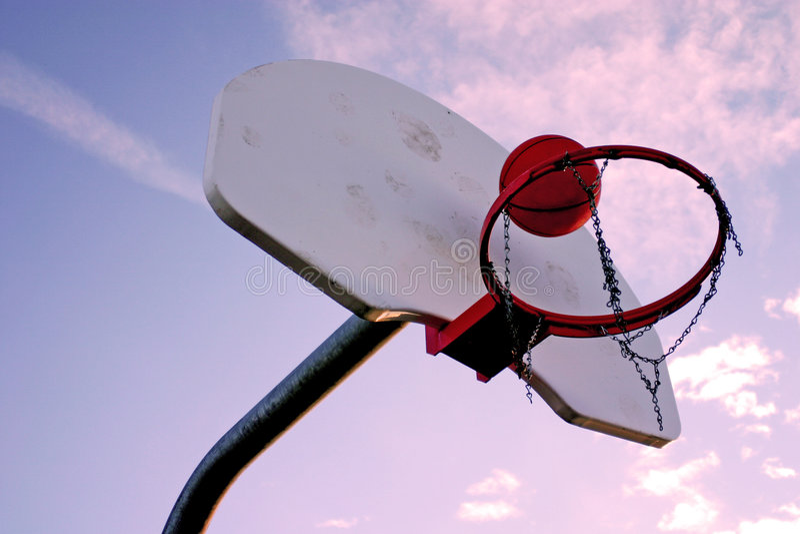 Basket 2 Arkivbilder