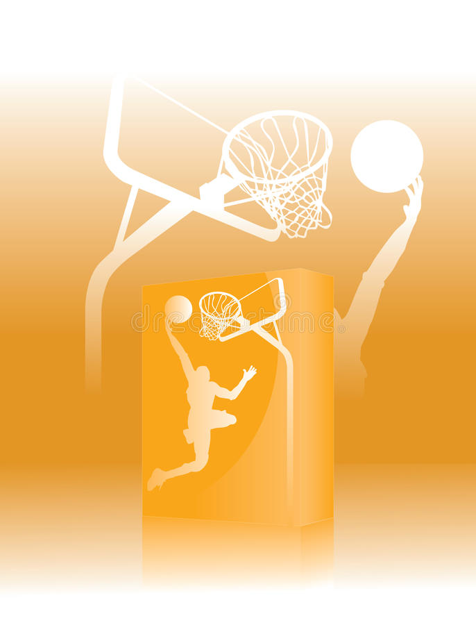 basket vektor illustrationer