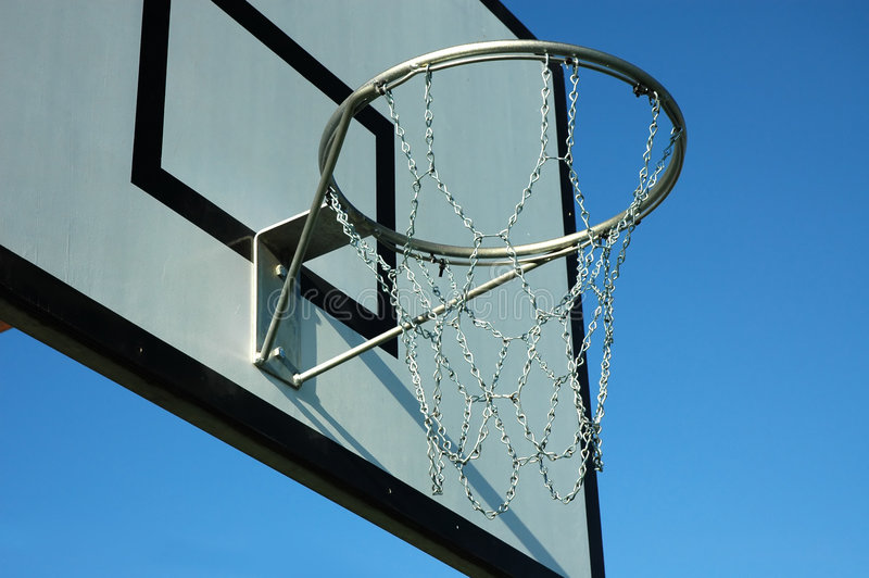 Basket-ball 1 photo stock