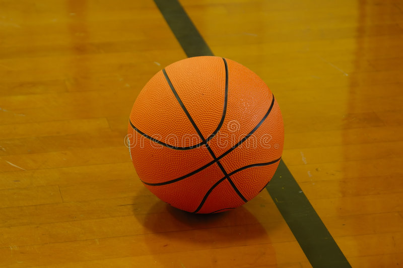 Basket Ball stock photo