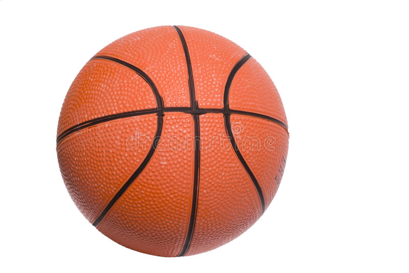 Basket-ball 2 photo libre de droits