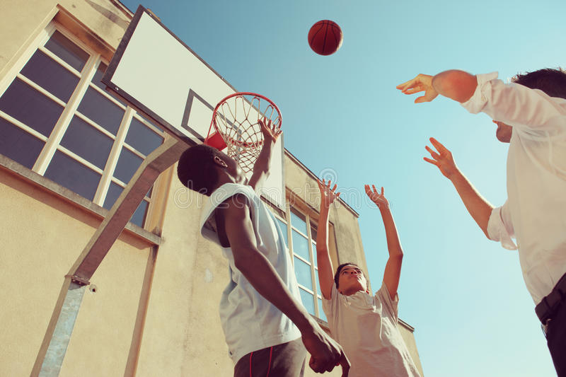 Basket-ball images stock