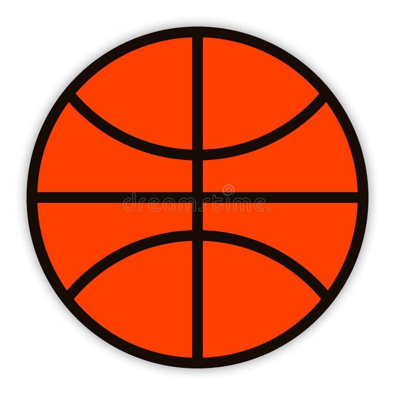 Basket ball vector illustration