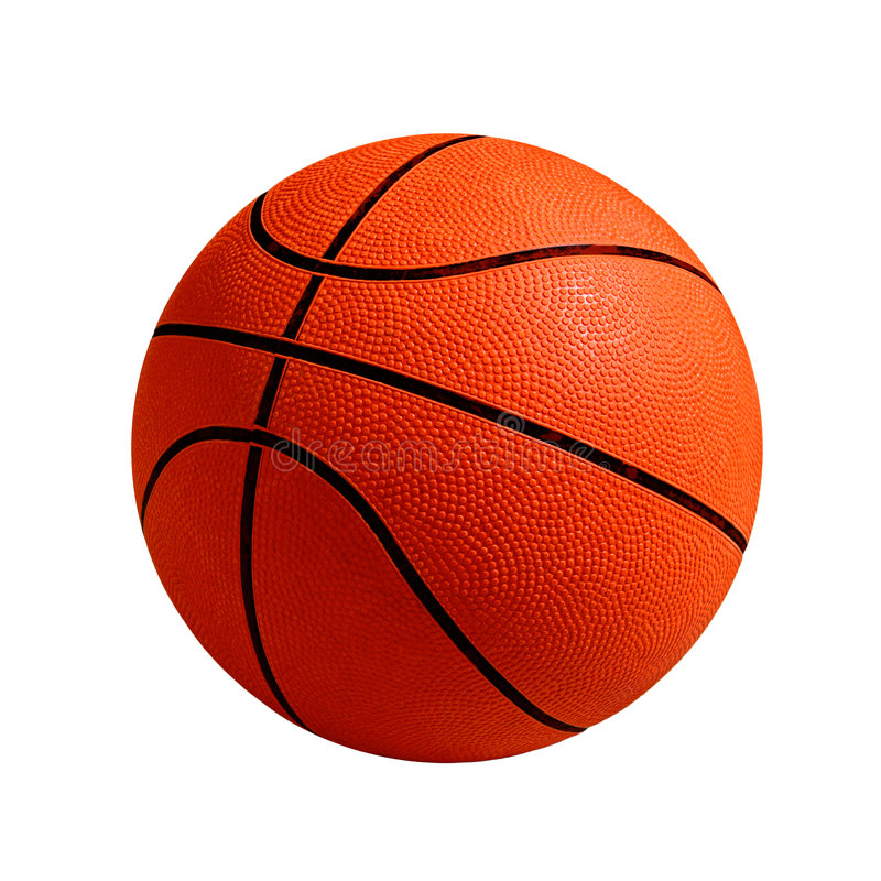 Free Basket Ball Royalty Free Stock Photography - 7296307