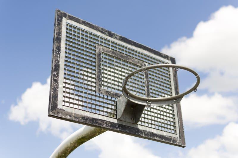 Basket-ball extérieur images stock