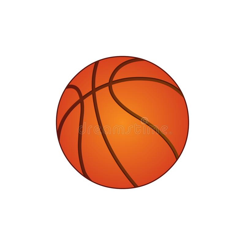 Free Basket Ball Vector.Sports Illustration Vector. Stock Photography - 110742122