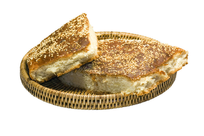 Download Basket With Bread Royalty Free Stock Images - Image: 29285869