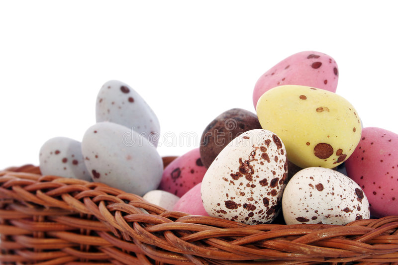 Download Basket Of Eggs Stock Images - Image: 503894