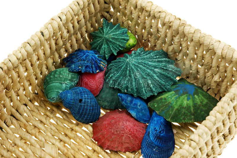 Download Basket full of color stock image. Image of colouring - 22694839