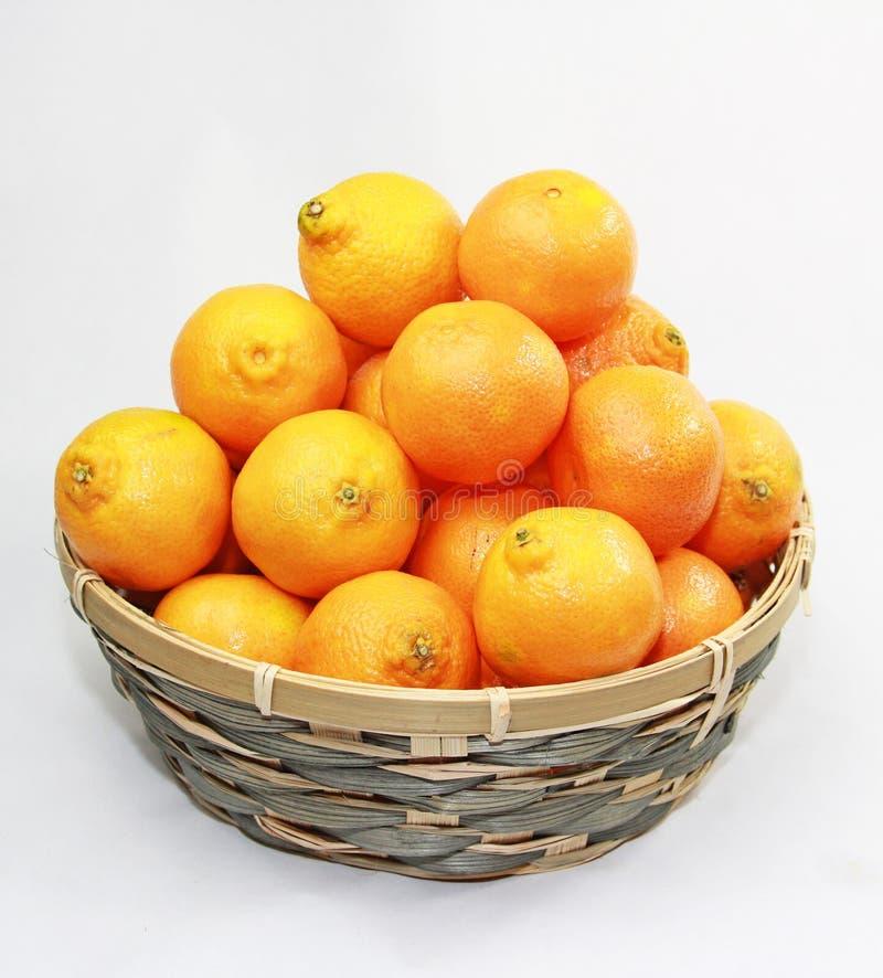 Download Basket of Oranges stock image. Image of food, fresh, market - 17161189