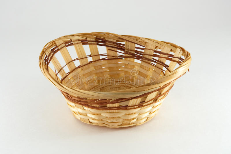 Download Basket wattled stock image. Image of decoration, domestic - 11619337