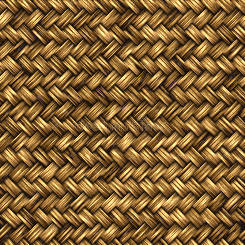 Download Basket weave stock vector. Image of background, wicker - 8404337