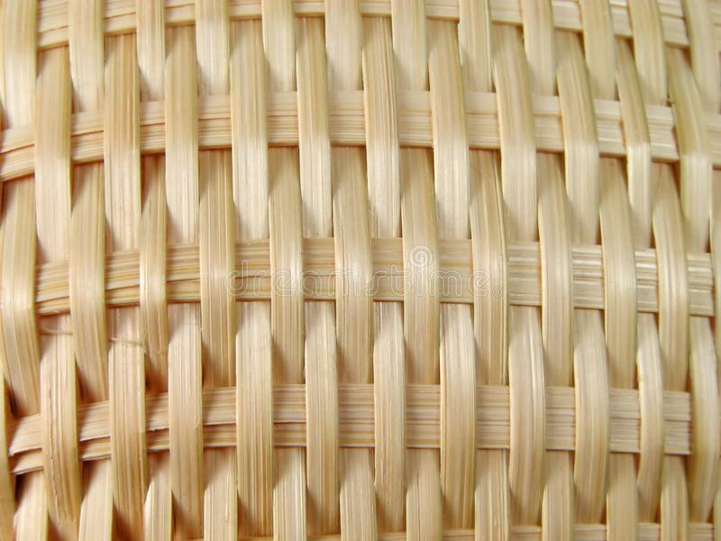 Basket-work texture stock photography