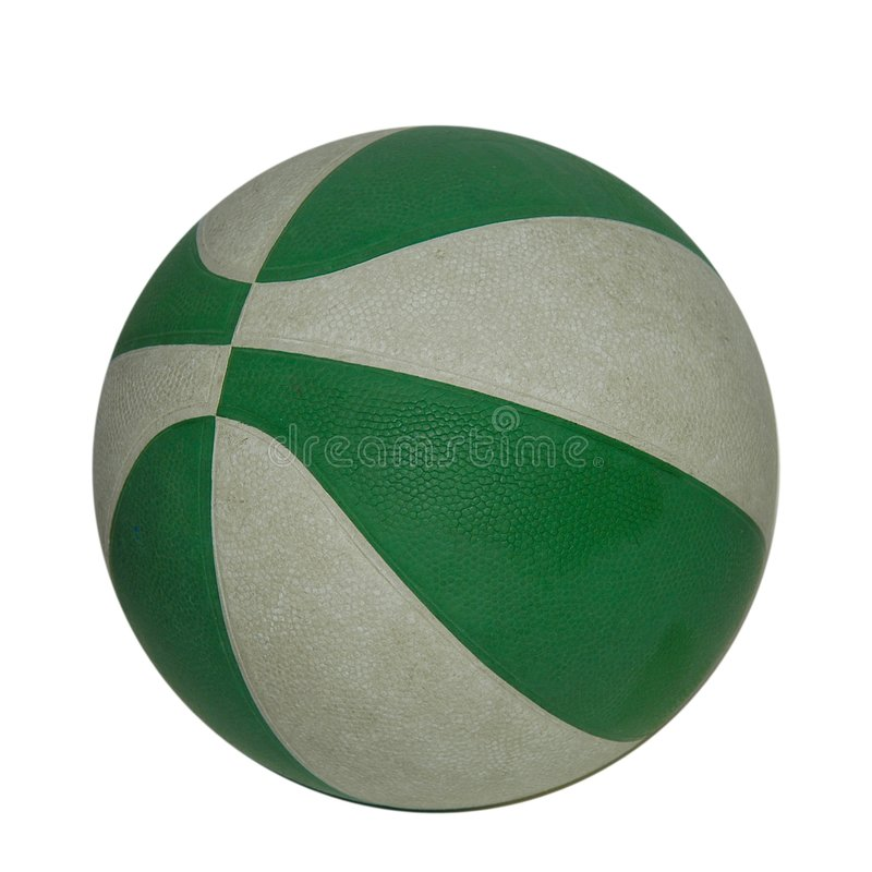Basketbal royalty-vrije stock foto