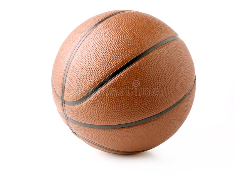 Basketbal stock afbeeldingen