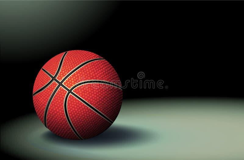 Basketbal illustration stock