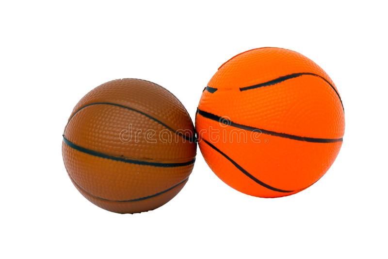 Basketbal 免版税库存图片