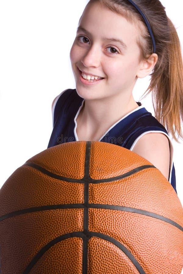 Basketbal iedereen? royalty-vrije stock afbeelding