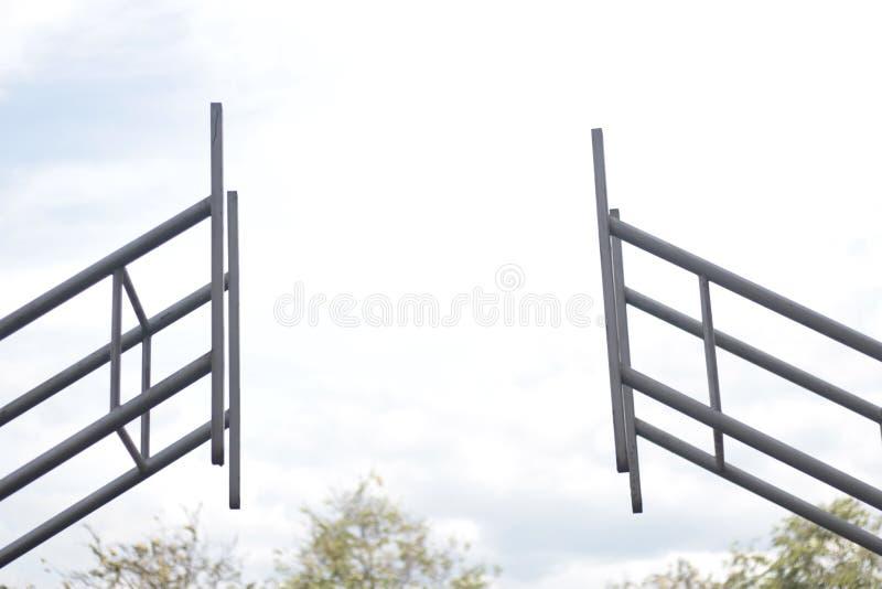 Basketbalhoepel stock fotografie