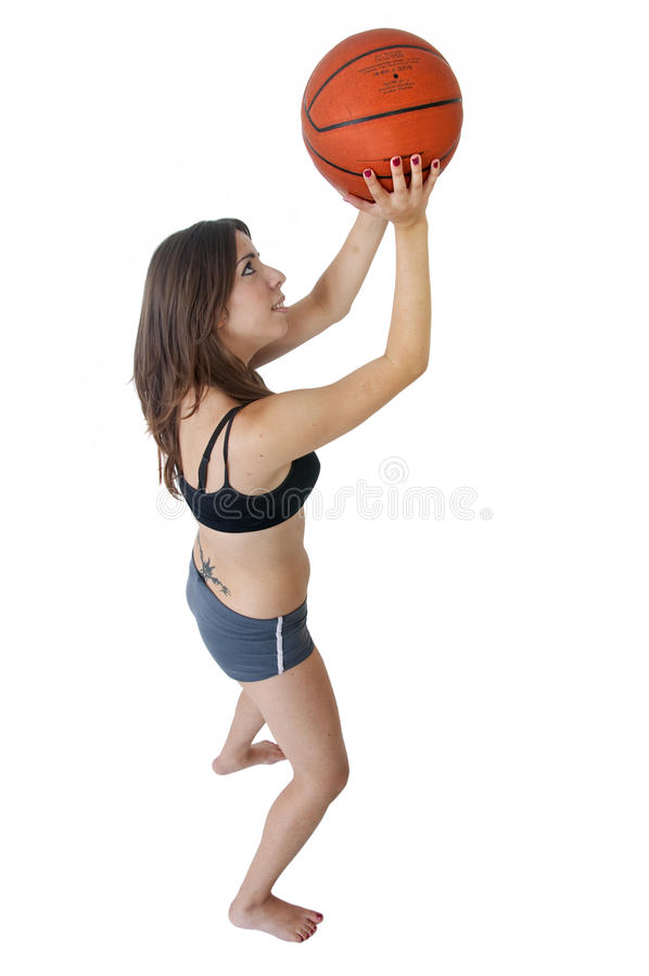 Download Basketball stock photo. Image of player, smiling, relax - 10175258