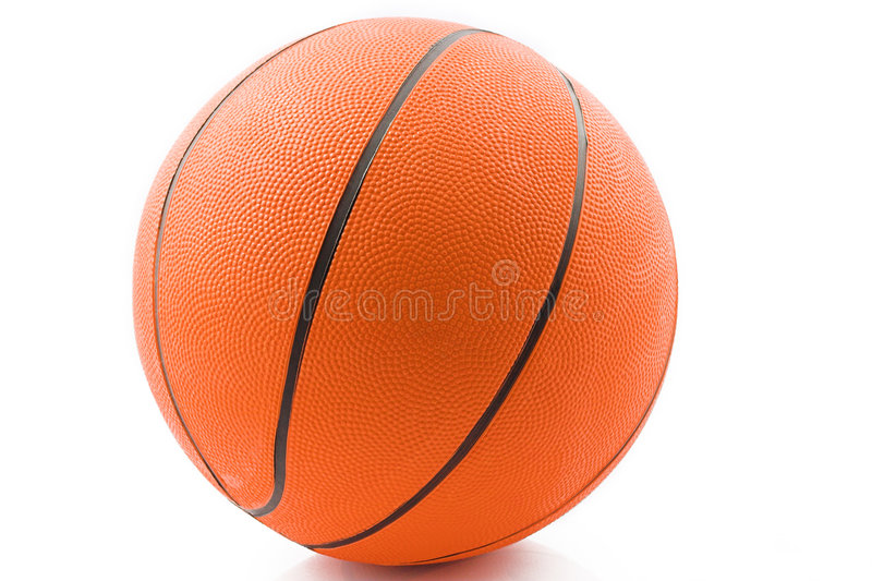 Download Basketball stock image. Image of inflated, basket, leather - 1075901