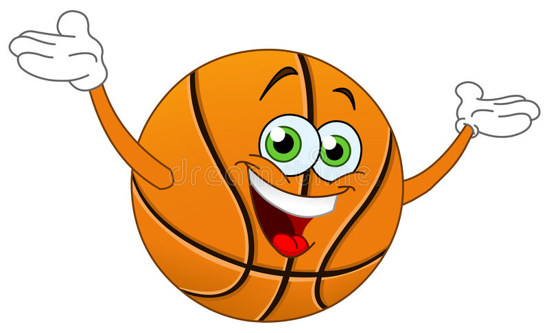 Download Basketball stock vector. Image of circle, basket, competition - 15653954
