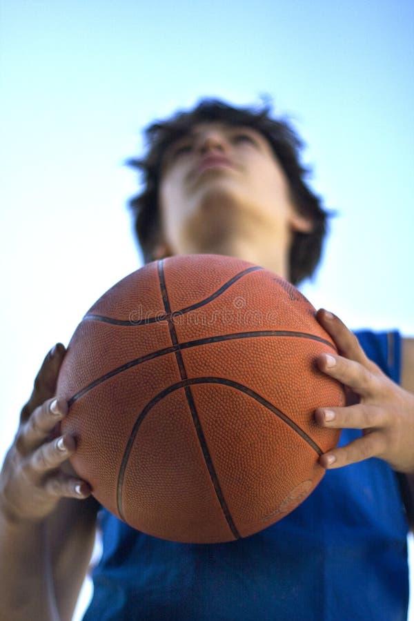 Basketball stockfotografie