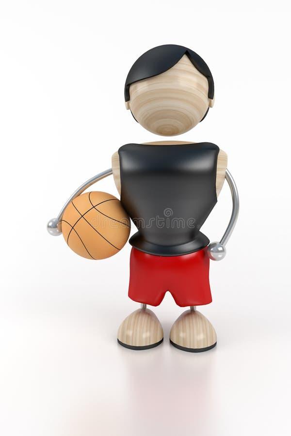 Download Basketball stock illustration. Illustration of fresh, better - 2993120