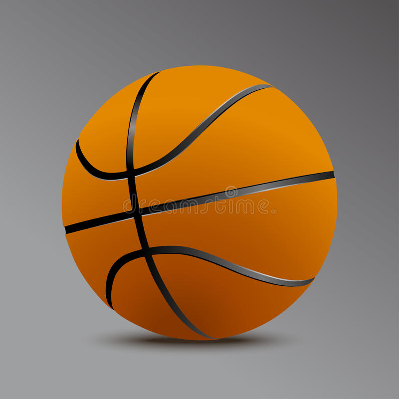 Free Basketball. Royalty Free Stock Photos - 31083668