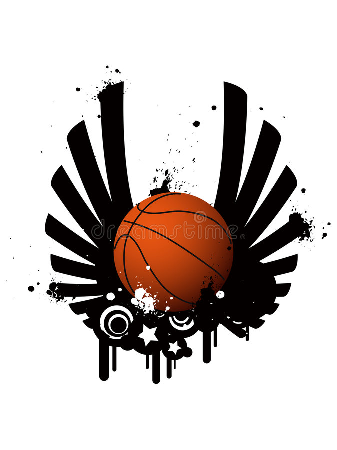 Download Basketball stock vector. Illustration of professional - 3641490