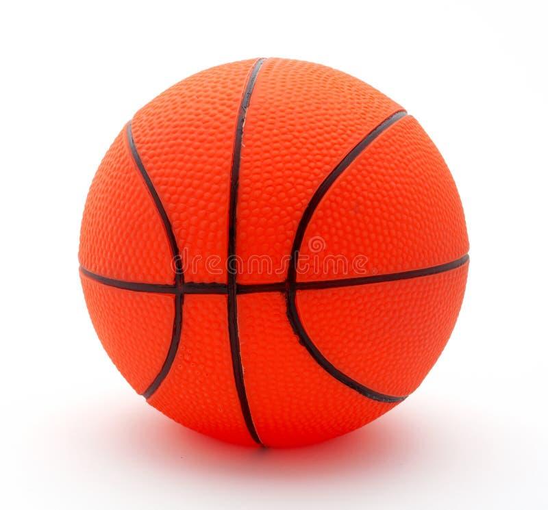 Basketball. On white background stock images