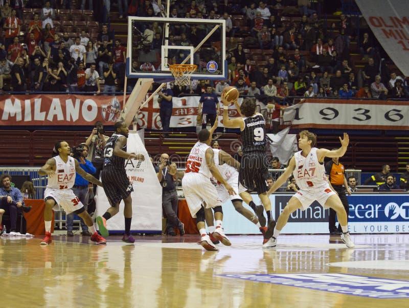Download Basketball editorial photography. Image of pasta, milan - 37446642