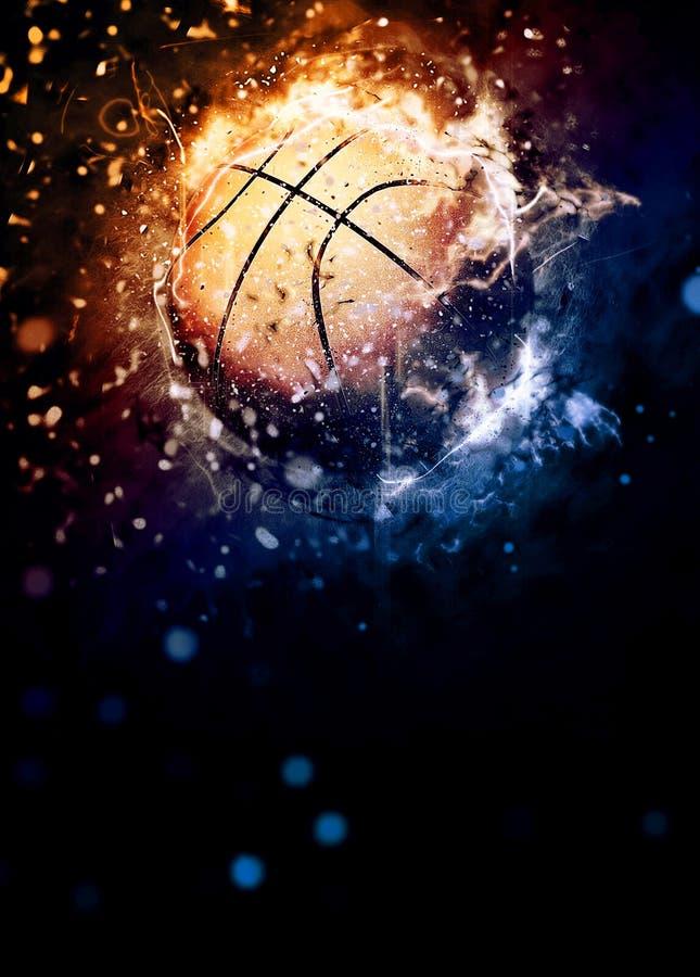 Free Basketball Background Stock Image - 53949671