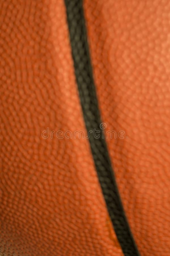Basketball ball closeup texture. macro background stock photo