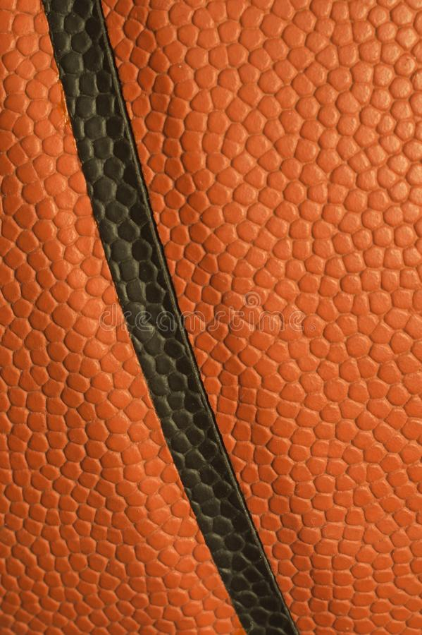 Basketball ball closeup texture. macro background. Basketball ball closeup texture background stock images