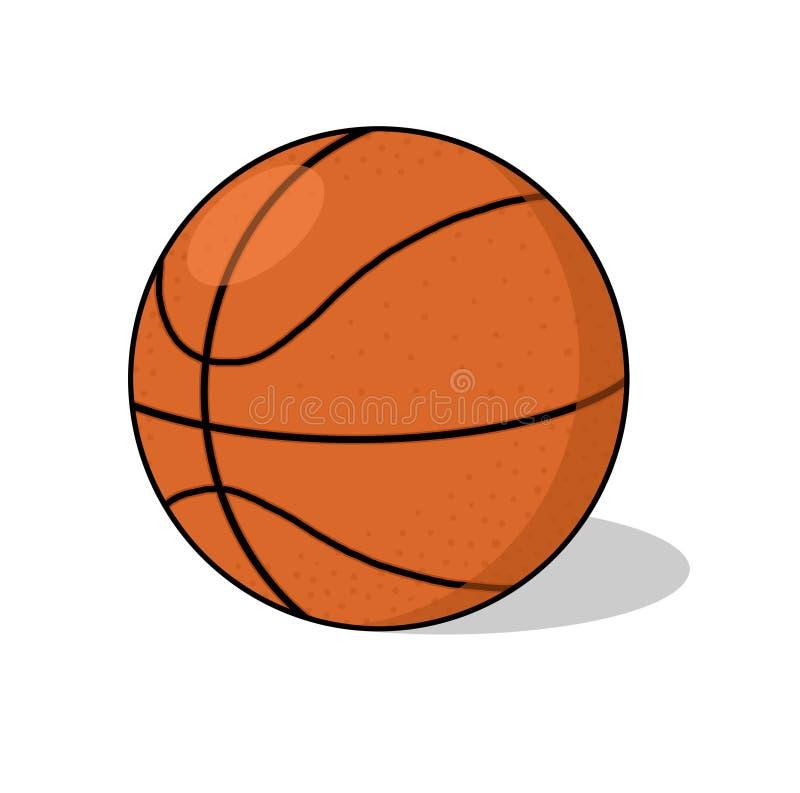 Download Basketball Ball Illustration Stock Illustration - Image: 23966627
