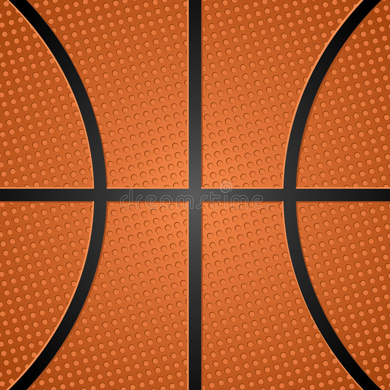 Free Basketball Ball Texture 2 Stock Images - 13728914