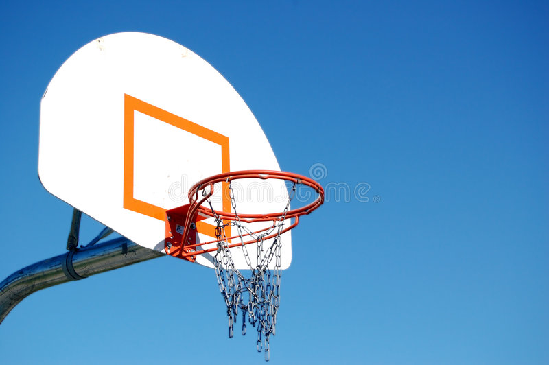 Basketball-Band stockbild