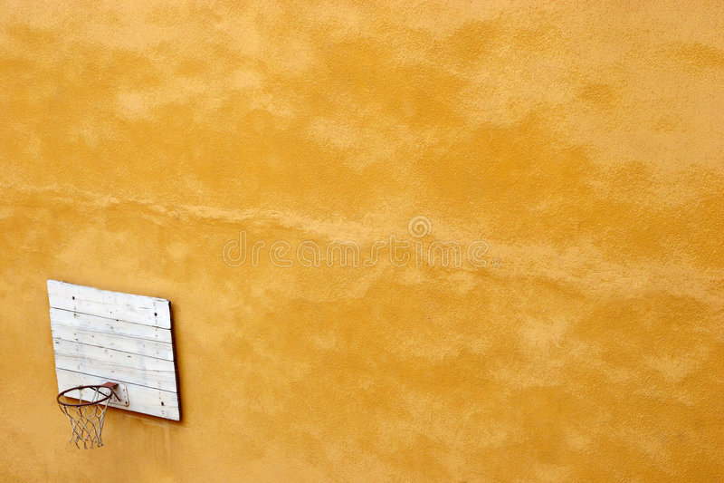 Download Basketball court stock image. Image of basketball, yellow - 1714857