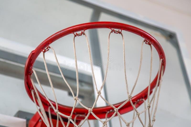 Download Basketball court stockfoto. Bild von abschluß, stadium - 48985502
