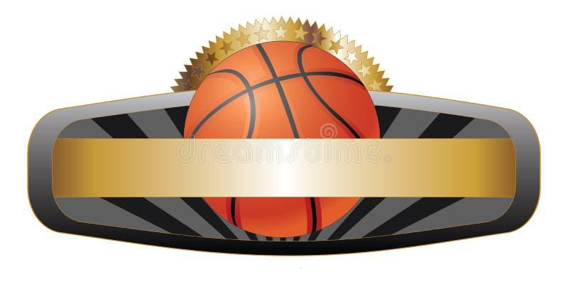 Download Basketball Design Emblem Banner Royalty Free Stock Photos - Image: 28215888
