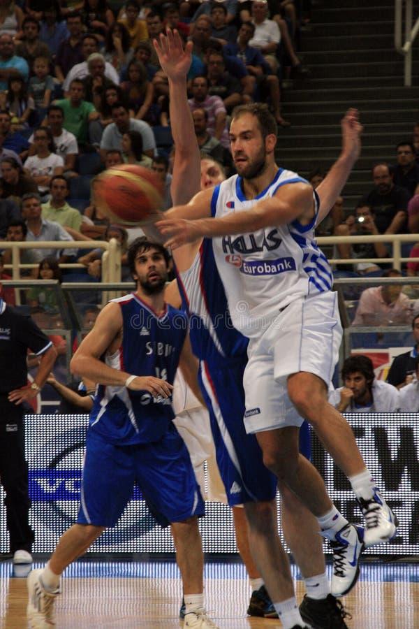 Basketball serbien