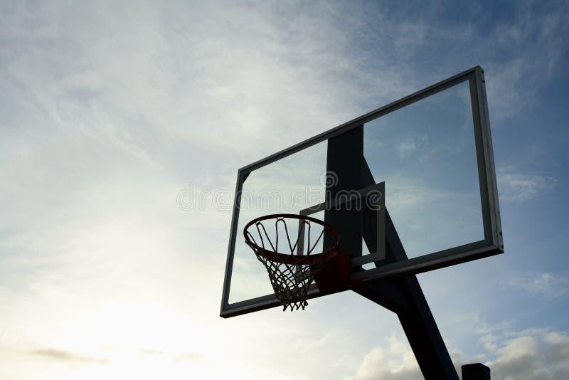 Download Basketball hoop stock photo. Image of glass, hoop, backboard - 1700394