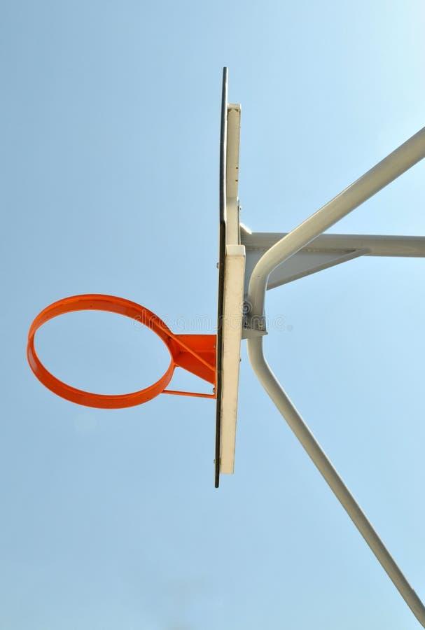 Download Basketball hoop stock photo. Image of chain, board, metal - 20850028