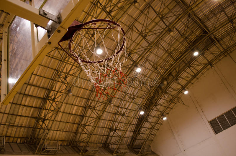 Download Basketball hoop stock image. Image of dunk, basket, high - 25694253