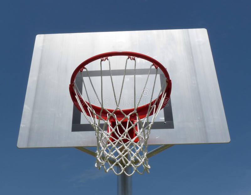 Download Basketball Hoop Stock Photography - Image: 9557422