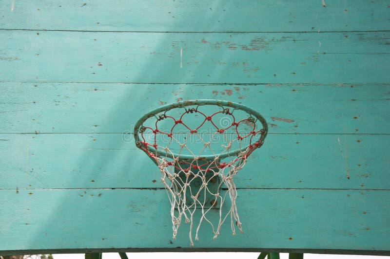 Download Basketball hoop stock photo. Image of hoop, cyan, facade - 36707428